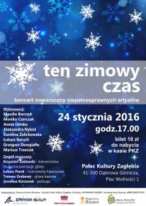 plakat ten zimowy czas  plakat krzywe 3 WWW