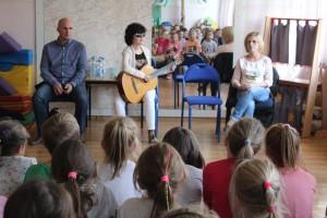 Muzyczne spotkanie z Katarzyną Nowak
