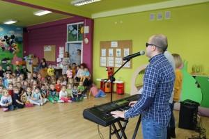 Przedszkole numer 14 - spotkanie muzyczne
