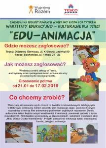 Plakat Revit Animacja
