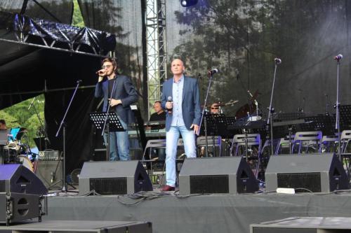 Michał Posłuszny i Łukasz Baruch Dotyk Dźwięku 2019