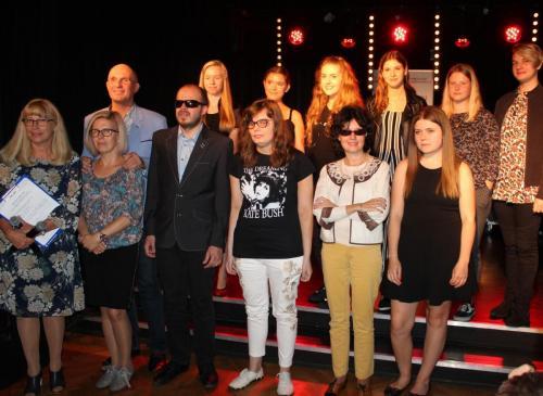 Etap półfinałowy konkursu MWC w Piwnicy Teatralnej PKZ MWC 2019