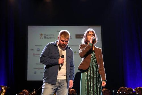 Anna Rossa i Michał Wiśniewski