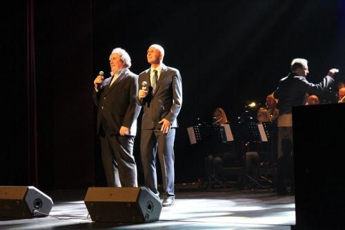 Wojciech Ławnikowicz i Łukasz Baruch
