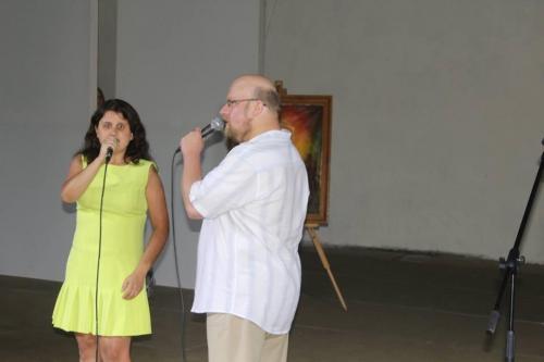 Koncertowy duet: Monika Czerczak i Daraiusz Piotrowski