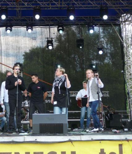 Nasze kochane chórki- Iwona Zięba i Mariusz Trzeciak