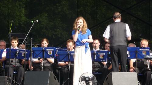 Kasia Wachnik jest jak wino. Im starsza, tym ładniejsza i lepiej śpiewająca