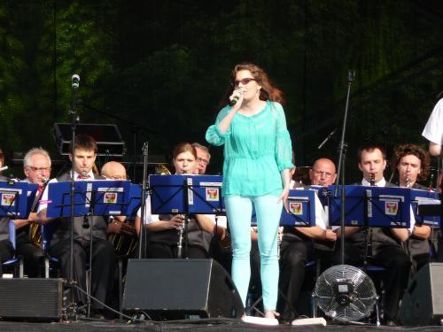 Agata Zakrzewska to już rasowa wokalistka - śpiewa po prostu świetnie
