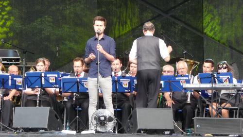 Sebastian Dudzik pokazał prawdziwą klasę i obycie sceniczne