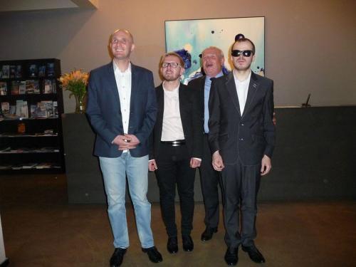 Z ambasadorem Polski na Islandii