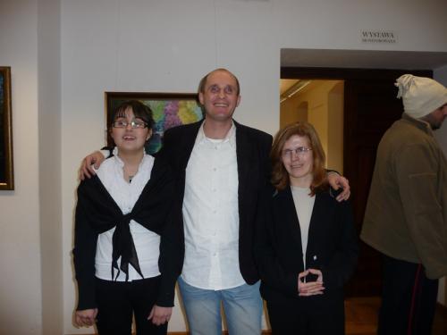 Goście koncertu - Milena, Łukasz i Karolina