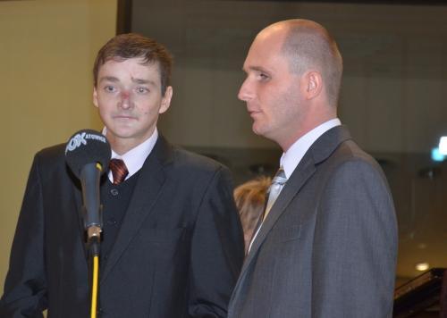 Prezes Stowarzyszenia Debra Polska - Kruchy Dotyk i prezes fundacji Wygrajmy Razem