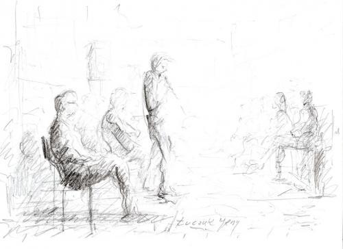 Ilustracja  Jerzego Łuczaka