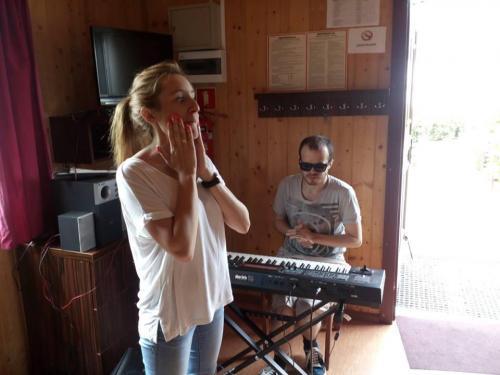 Ćwiczenia wokalne