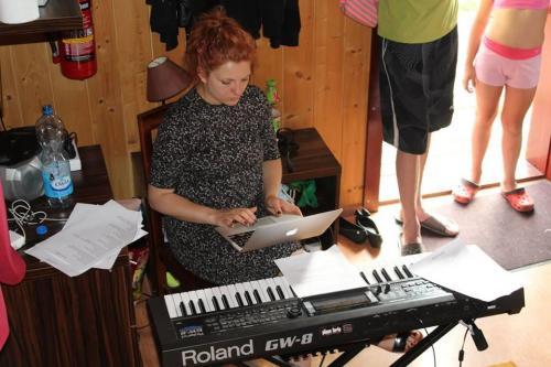 Instruktorka - Klaudia Borczyk