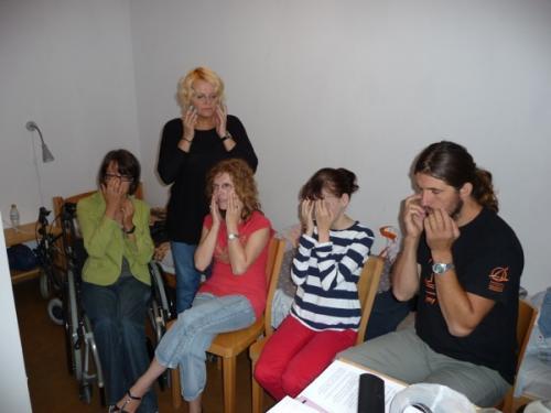 Warsztaty grupowe z Panią Jolą Banak