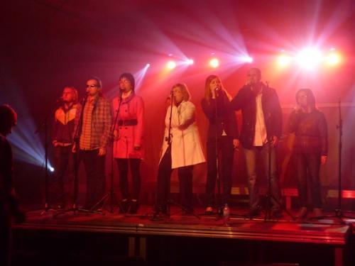 Występ finałowy porwał publiczność i śpiewaliśmy na bis