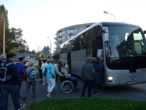 Ruszamy w drogę do Krakowa.Nasz cel to Wioski Świata-Park Edukacji Globalnej